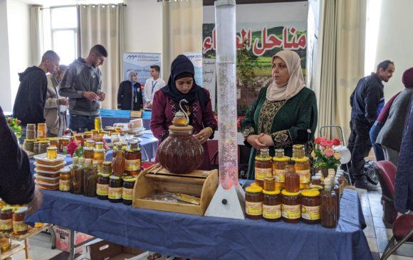 Fare rete: il Forum dell'Apicoltura di Ramallah