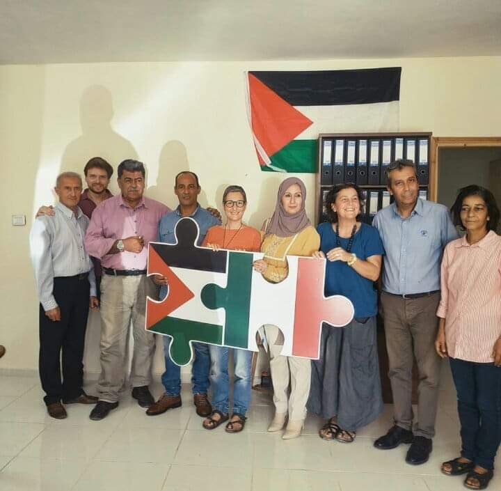 Una palestra di commercio equo, dalla Palestina al Veneto