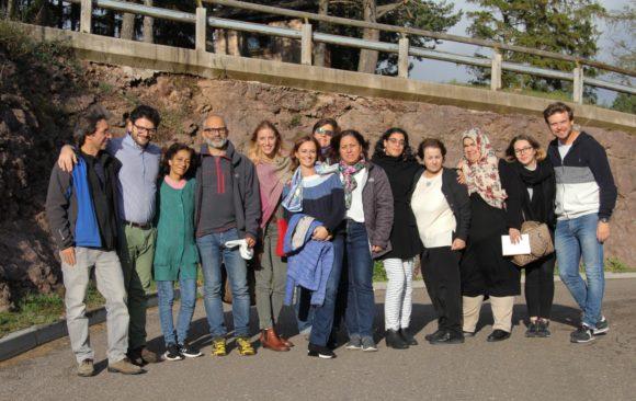 Viaggio in Italia, le donne di Aowa in missione